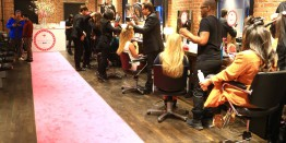 Panasonic Beauty Bar at Salon SCK - New York City - Day 2
