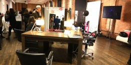Panasonic Beauty Bar at Salon SCK - New York City