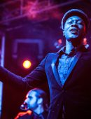 Aloe Blacc @ South By South West, Cedar Door, Austin, Texas 3.12.14
